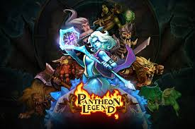 Pantheon-Legend