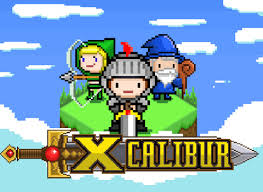 game cho ios xcalibur