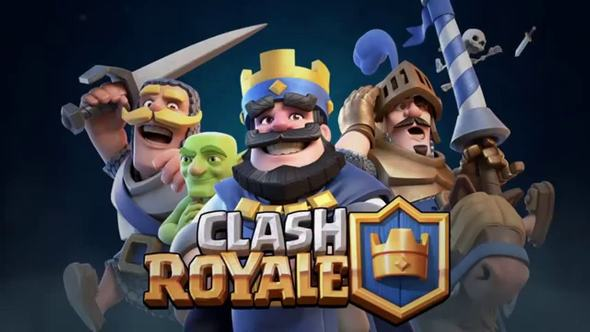 Bộ thẻ bài tối ưu cho người mới chơi Clash Royale