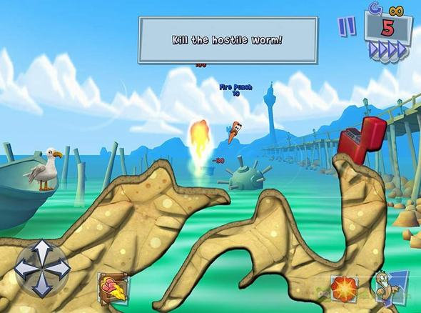 worms-3-game-giet-sau-bo-tren-iphone-hay-cho-tet-doan-ngo-3