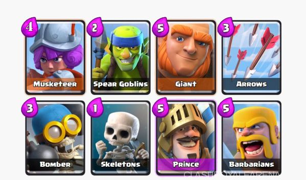 thang-tuyet-doi-3-crowns-voi-deck-trifecta-trong-clash-royale