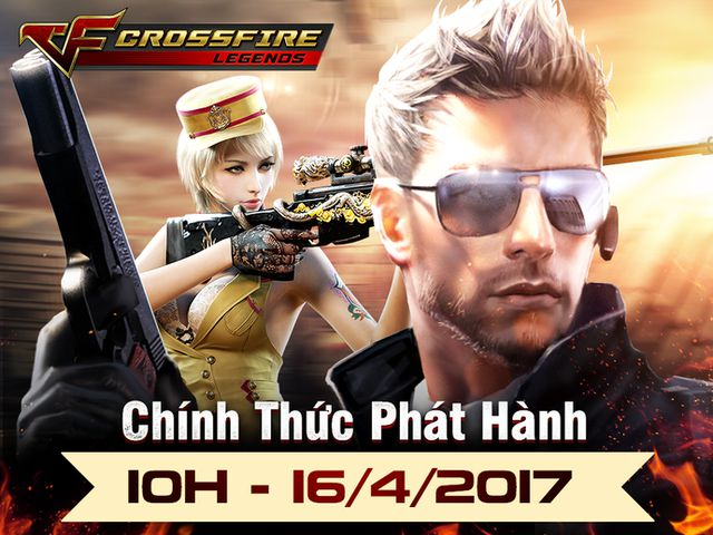 Crossfire Legends: Top 1 Trending, Top 1 New Free Games