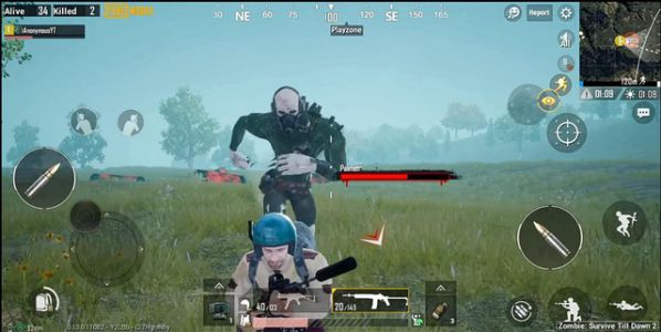 PUBG Mobile: Về 4 Zombie mới ở Survive Till Dawn và Darkest Night 4
