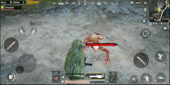 PUBG Mobile: Về 4 Zombie mới ở Survive Till Dawn và Darkest Night 5