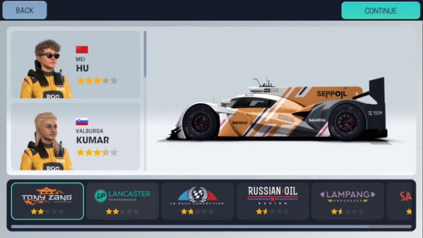Motorsport Manager Mobile 3: Game thể thao đang hot trên Appstore 2
