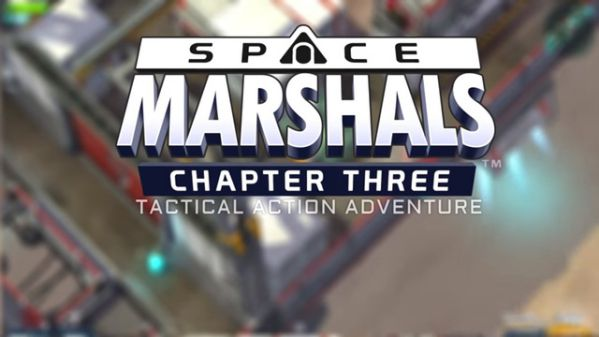 Space Marshals Chapter 3: Game chiến thuật hay cho iOS giá chỉ....1