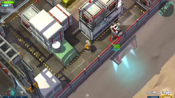Space Marshals Chapter 3: Game chiến thuật hay cho iOS giá chỉ....2