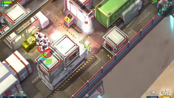 Space Marshals Chapter 3: Game chiến thuật hay cho iOS giá chỉ....3