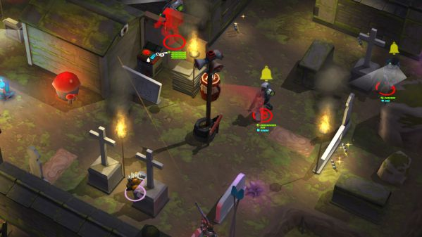 Space Marshals Chapter 3: Game chiến thuật hay cho iOS giá chỉ....6