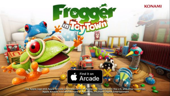 Frogger in Toy Town: Game iOS miễn phí đang khuấy đảo Appstore 1