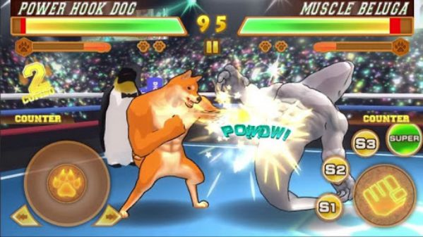 Fight of Animals-Solo Edition: Game mobile đang hot nhất hiện nay 1