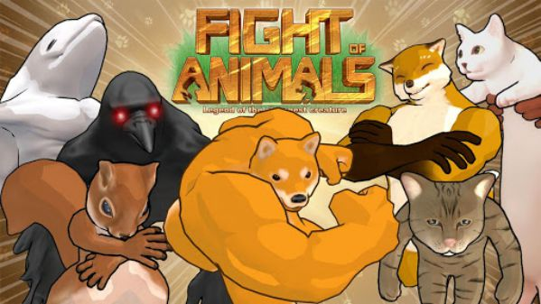 Fight of Animals-Solo Edition: Game mobile đang hot nhất hiện nay 4