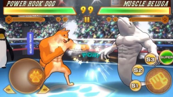Fight of Animals-Solo Edition: Game mobile đang hot nhất hiện nay 5
